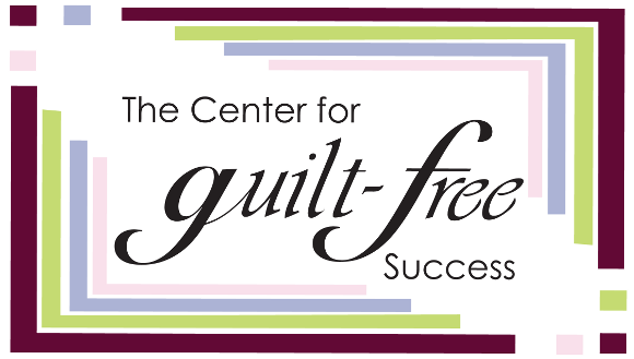 The Center for Guilt-Free Sucess
